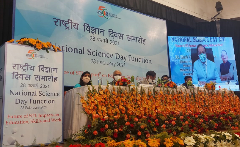 Dr. Harsh Vardhan dedicates two new databases to the nation
