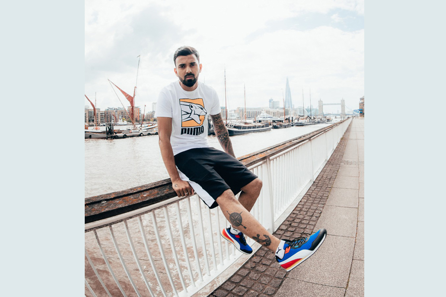 PUMA and Flipkart partner with Cricketer KL Rahul to launch 1DER, a streetwear-inspired athleisure range